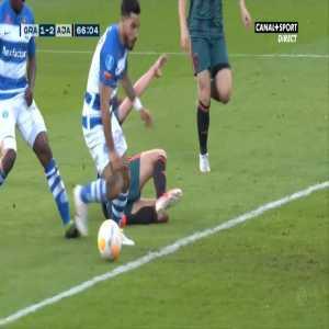 De Graafschap 1-[3] Ajax - Dusan Tadic penalty 67'