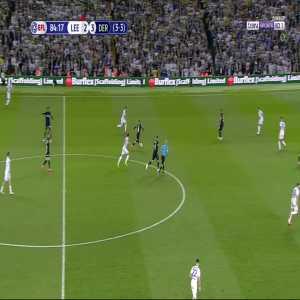 Leeds 2-[4] Derby [3-4 on agg.] - J. Marriott 85'
