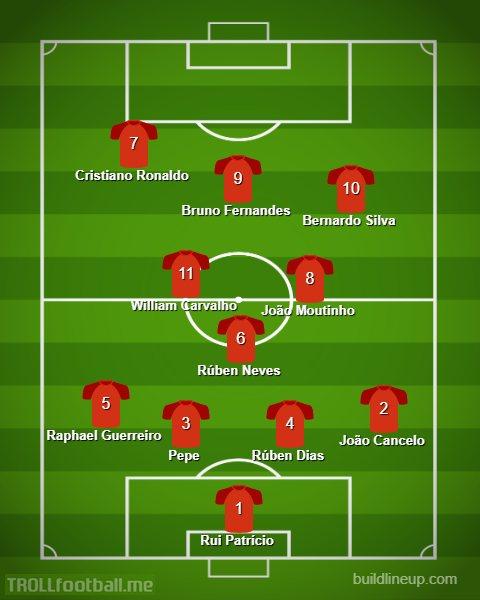 National Team - Portugal