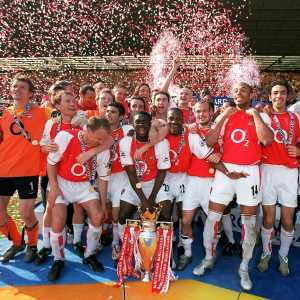On this day 15 years ago, Arsenal defeated Leicester 2-1 to secure their Invinvibles status, the first English team to ever complete an unbeaten season since Preston in 1889