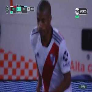 River plate [4]-1 Atletico Tucuman [4-4 On Agg] - Lucas Pratto(85')