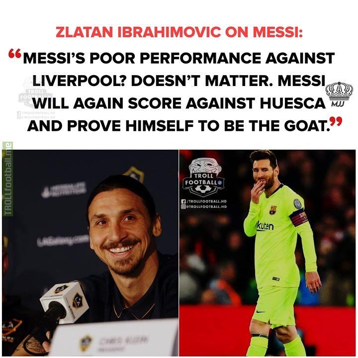 Savage Zlatan Ibrahimović!😂😂🔥
