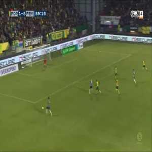 Sittard 1-[4] Feyenoord - Steven Berghuis 90'