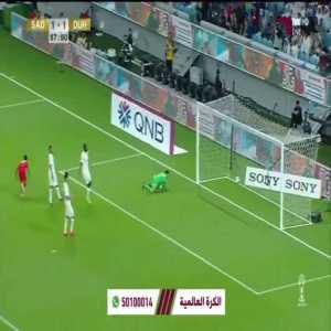 Al-Sadd 1-[2] Al-Duhail- Edmilson Junior. Qatar Emir Cup final