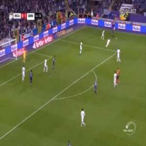 Anderlecht [1]-1 Genk - Yannick Bolasie 65'