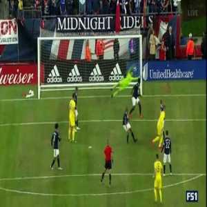 New England Revolution 0 vs 3 Chelsea - Full Highlights & Goals