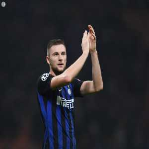 Official : Milan Škriniar extends his contract at Inter Milan until 2023