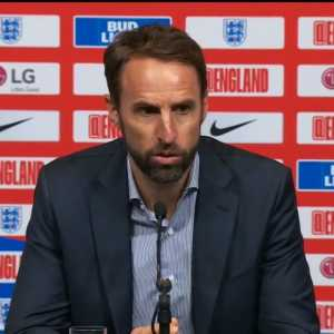 """Southgate: """"Callum Hudson Odoi (suffering with a ruptured Achilles) and Ruben Loftus Cheek would definitely have been in the squad"""""""