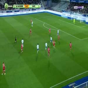 AJ Auxerre 1-0 Valenciennes FC - R. Dugimont 4'