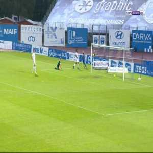 Chamois Niortais 1-0 Red Star - G. Koyalipou 11'