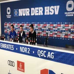 Hannes Wolf confirms that he will leave Hamburger SV at the end of the season.