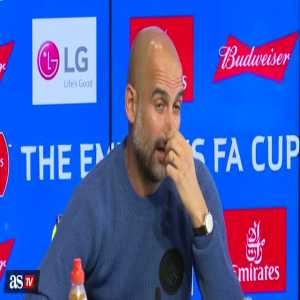 "Pep Guardiola: ""For the people from Barcelona, don't worry, City are not going to buy Antoine Griezmann"""