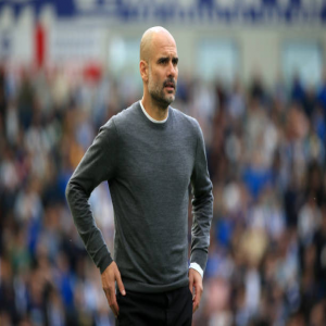 """Pep Guardiola on the 'chant': """"I don't know how people could, even for one second, imagine we could offend the tragedies that happen in Liverpool. We are happy for ourselves, not because we are for the other one. If someone was offended, I'm sorry."""""""