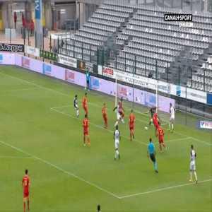 Quevilly-Rouen 1-[2] Laval - Mahdi Camara 43'