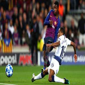 "UEFA fines FC Barcelona for ""insufficient organisation"" during Barça-Tottenham. And the fine is only 20,000 €."