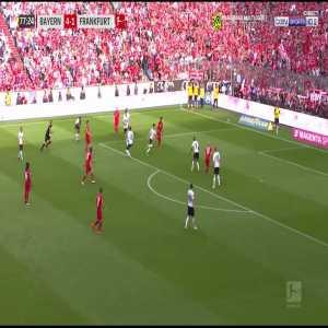 Bayern München [5]-1 Eintracht Frankfurt - Robben 78'