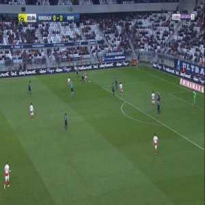 Bordeaux 0-1 Reims - Hyun-Jun Suk 2'