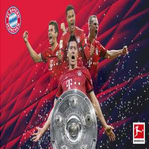 FC Bayern Munich have won the 2018-2019 Bundesliga title. This is their 7 consecutive Bundesliga title, their longest streak of titles ever.