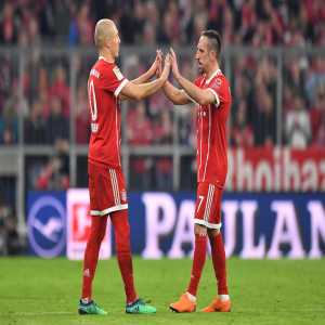 "Franck Ribery has scored more Bundesliga goals than any other player from France (123 goals), while Arjen Robben is the Dutch top scorer in Bundesliga history (98 goals). Opta word: ""Farewell"""