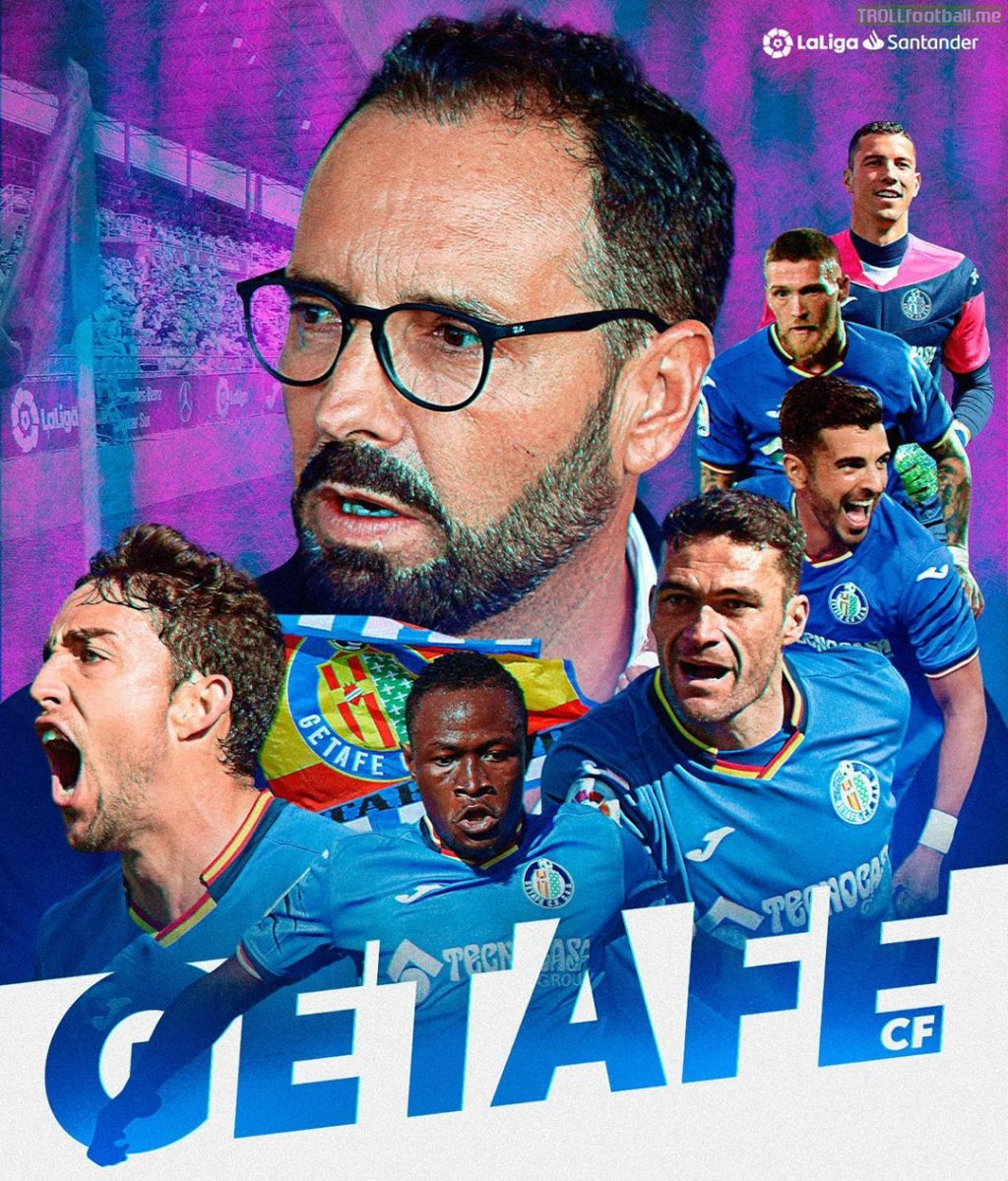 Getafe have achieved their best ever finish (5th) in La Liga history