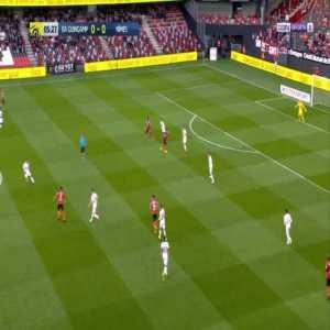 Guingamp 1-0 Nîmes - Marcus Thuram 6'