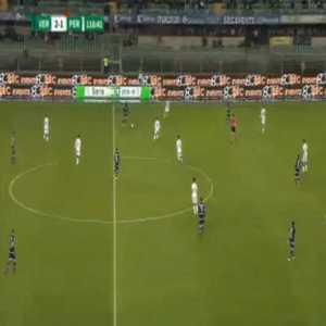 Hellas Verona [3]-1 Perugia - Giampaolo Pazzini 118'