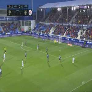 Huesca 0-1 Leganes - Martin Mantovani OG 40'