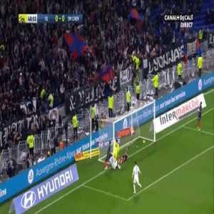 Lyon 4 vs 0 Caen - Full Highlights & Goals