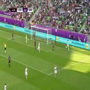 Lyon 4 vs 1 Barcelona - Full Highlights & Goals
