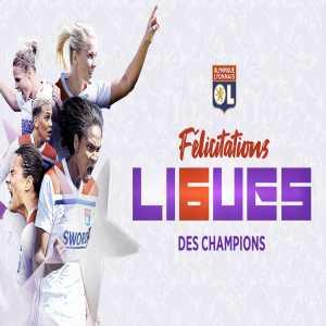 Lyon Wins the Women's Champions League!