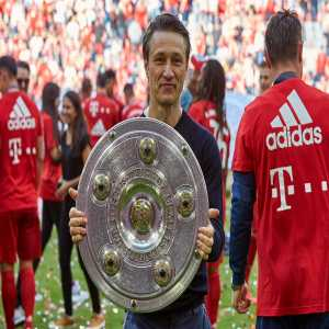 Niko Kovac joins Franz Beckenbauer as the only other man to win the Bundesliga as both player and coach of FCBayern 👏