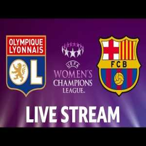 Official UEFA Youtube stream: Lyon vs. Barcelona: UEFA Women's Champions League Final