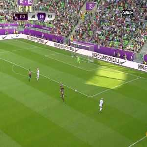 Olympique Lyonnais 2-0 FC Barcelona - A. Hegerberg 14' [Womens Champions League Final]