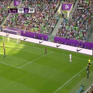 Olympique Lyonnais 4-0 FC Barcelona - A. Hegerberg 19' Hat-trick [Womens Champions League Final]