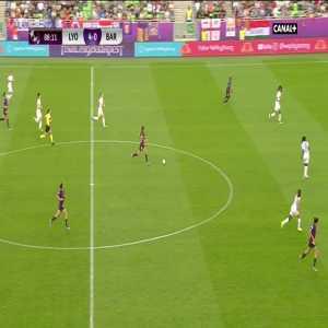 Olympique Lyonnais 4-[1] FC Barcelona - A. Oshoala 89' [Womens Champions League Final]