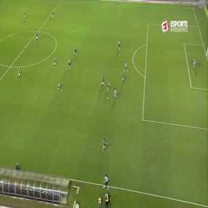 Palmeiras 2 vs 0 Santos - Deyverson - Brasileirão Série A