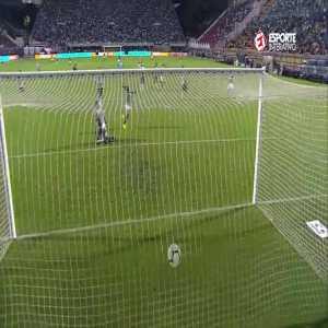Palmeiras 3 vs 0 Santos - Raphael Veiga - Brasileirão Série A