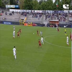Roma Primavera 1-0 Juventus Primavera - Alessio Riccardi 34'