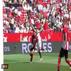 Sevilla 2 vs 0 Athletic Club - Full Highlights & Goals