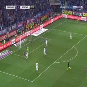 Trabzonspor 1-[1] Besiktas - Shinji Kagawa 74'