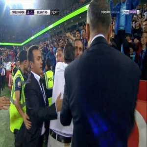 Trabzonspor [2]-1 Besiktas - Yusuf Yazici 77'