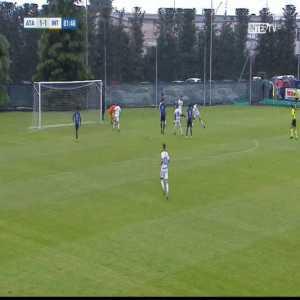 Atalanta Primavera [2]-1 Inter Primavera - Amad Traoré 82'