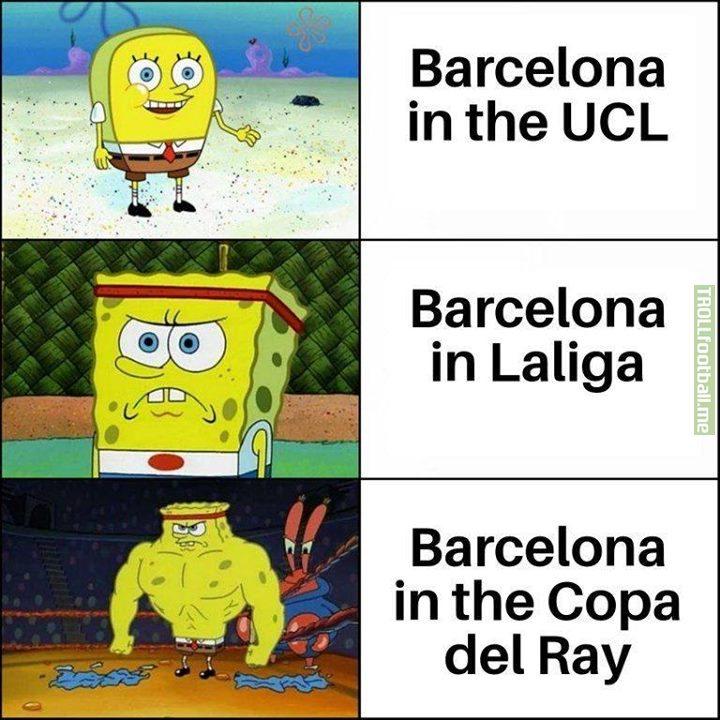 Barcelona's season 😂 😂