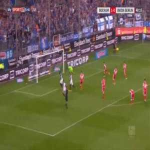 Bochum 2-0 Union Berlin - Silvere Ganvoula penalty 49'