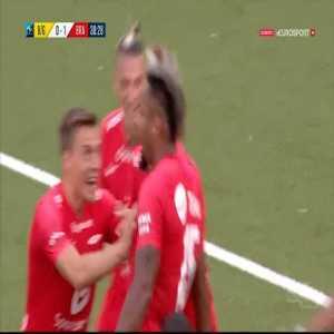 Bodø/Glimt 0-[2] Brann - Bismar Acosta 31' Great Goal