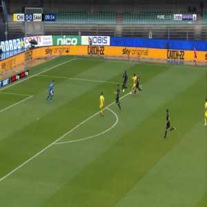 Chievo 1-0 Sampdoria - Mehdi Leris 10'