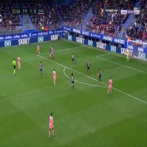 Eibar 1-[1] Barcelona - Lionel Messi 31'