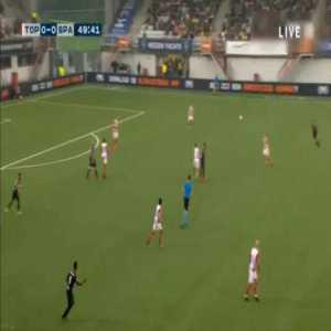 FC Oss 0-1 Sparta Rotterdam - Abdou Harroui 50'