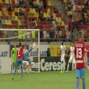 FCSB [1] - 0 CFR Cluj, goal of the season in Romania Liga 1 / Filipe Teixeira (min. 53)