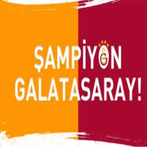 Galatasaray have won the 2018/19 Turkish Super Lig